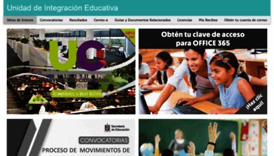 What Uienl.edu.mx website looked like in 2019 (2 years ago)