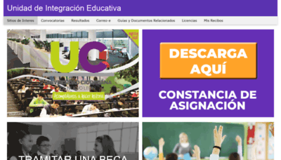 What Uienl.edu.mx website looked like in 2020 (1 year ago)