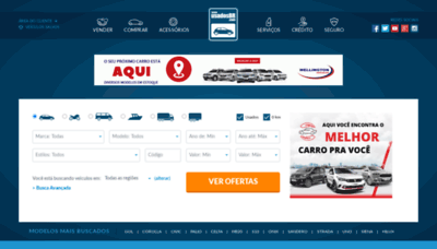 What Usadosgo.com.br website looked like in 2020 (1 year ago)