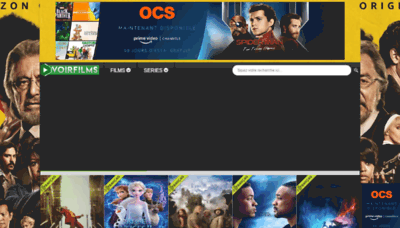 What Voirfilms.al website looked like in 2020 (1 year ago)