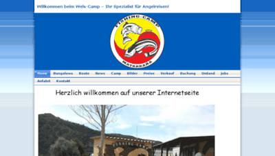 What Welscamp.de website looked like in 2016 (4 years ago)