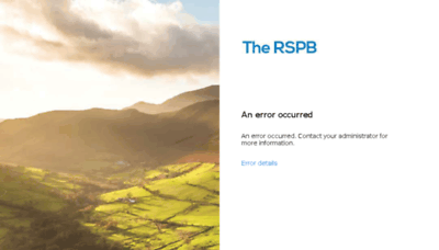 What Webmail.rspb.org.uk website looked like in 2018 (3 years ago)