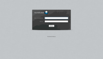 What Webmail.ioffe.ru website looked like in 2020 (This year)