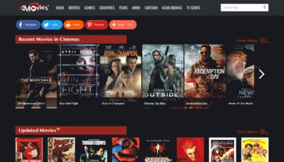 What Xmovies8.io website looks like in 2021