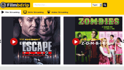 What Youwatchfilm.net website looked like in 2018 (3 years ago)