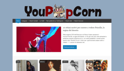 What Youpopcorn.net website looked like in 2018 (2 years ago)