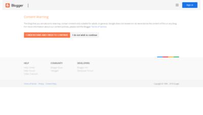 What Zonasemi.net website looked like in 2019 (1 year ago)